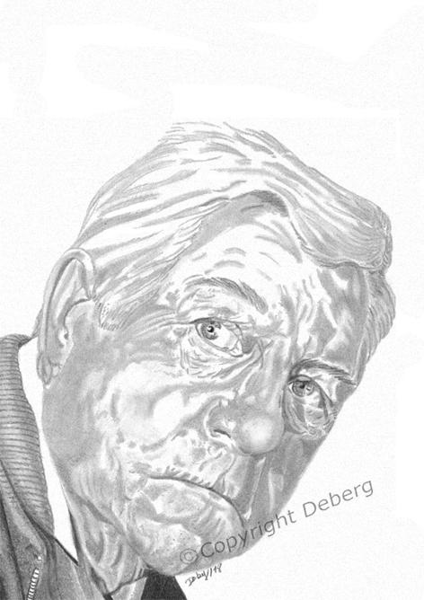 Jean Gabin par Deberg